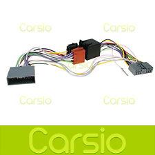 Honda CIVIC voiture mains libres Parrot / Bluetooth ISO Connecteur Harnais adaptateur de plomb