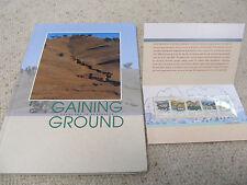 1992 Australia Post Publication - Landcare in Australia, includes stamps