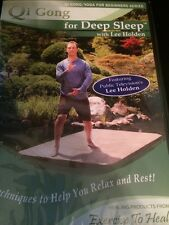 Qi Gong for Deep Sleep with Lee Holden (DVD) Factory Sealed FREE SHIPPING