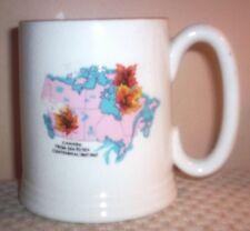 Canada From Sea to Sea Centennial 1867-1967 Stein Mug ~ Made In England