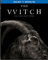 Witch Blu-ray
