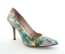 VINCE CAMUTO Size 8 Rainbow Snake Heels Pumps Shoes