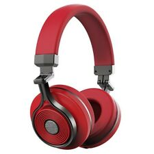 Bluedio T3 Turbine 3d Sound Wireless Bluetooth V4.1 Headsets With Mic Red