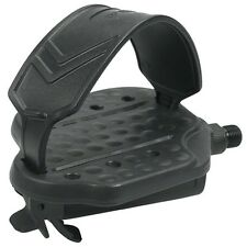 VP Platform Exerciser 9/16 Pedals-Black-New