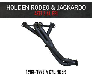 Headers / Extractors for Holden Rodeo & Jackaroo 2.6L (1988-1999) + FREE GASKET