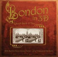 London in 3D: A Look Back in Time: With Built-in Stereoscope Viewer-