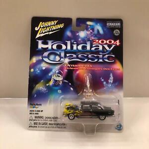 Johnny Lightning 2004 Holiday Classic '55 Chevy 2-Door Sedan CL27