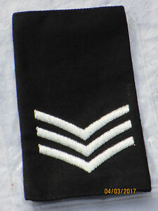 MOD/Germany GUARD SERVICE, Sergeant,silber auf schwarz,datiert 2013