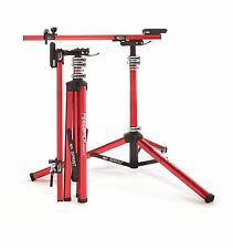 Feedback Professional Level Bike Repair Stand Sprint Work Stand Red 16690
