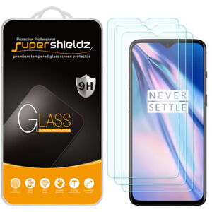 [3-Pack] Supershieldz Tempered Glass Screen Protector for OnePlus 7T