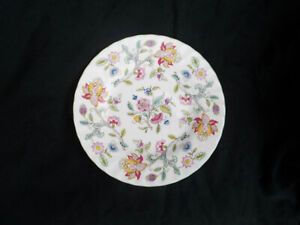 Minton HADDON HALL. Side Plate. Diameter 6¼ inches.15.8 cms