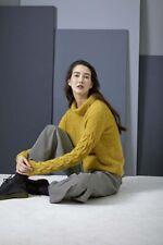 Lang Yarns Alpaca Superlight Knitting Pattern Pullover Download Fam