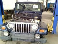 Speedometer Cluster MPH 100 Fits 06 WRANGLER 4221302