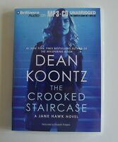 The Crooked Staircase: by Dean Koontz: MP3CD Audiobook