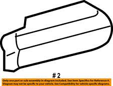 FORD OEM 04-08 F-150 Front Door-Armrest Pad Left 4L3Z1524141BAB