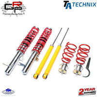Height Adjustable Coilover Kit Ford Focus MK1 incl ST (1998 - 2005) TA Technix