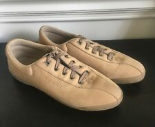 Easy Spirit Anti Gravity Walking Comfort Casual Shoes Tan Womens Size 9 AA