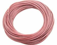 25M Test measuring cable Silicone Wire Ø 0.75 mm² Red  -50 to + 130 ° C