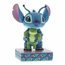 Disney Traditions Stitch with Frog Figurine