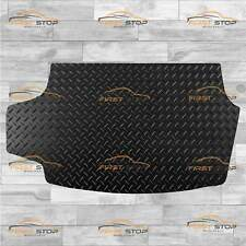 MASERATI QUATTROPORTE 2004-ON FULLY TAILORED 3MM RUBBER HEAVY DUTY CAR BOOT MAT