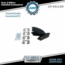 Premium Posi Ceramic Brake Pad Rear Set for Chevy Cruze Sonic Volt Encore