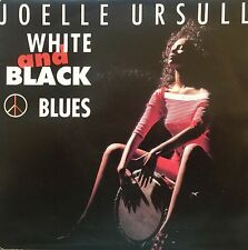 "Eurovision FRANCE 1990 JOELLE URSULL White And Black Blues 7"" single GAINSBOURG"