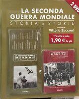 La Repubblica-LA SECONDA GUERRA MONDIALE STORIA E STORIE-1*vol+Raccoglitore