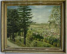 Unbekannt unleserlich Hessen  Dorf Nordhessen ? Kassel u. Fulda