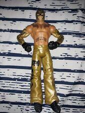 REY MYSTERIO GOLD PANTS 2011 MATTEL WWE FIGURE WRESTLING E