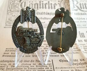 Panzerkampfabzeichen 1957 - Sammleranfertigung