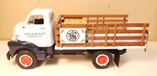 SMITH & WESSON 1st Gear 1952 GMC Full Rack Stake Truck 1/34 scale #10-1326 mint