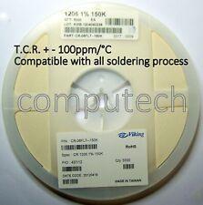 Bobina 5000 Resistenze 150 K Ohm 1% 0,25W Viking RC-06 SMD1206 Code1501 150 Kohm