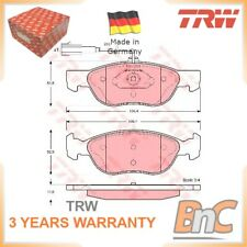 FRONT DISC BRAKE PAD SET ALFA ROMEO 146 930 145 930 TRW OEM 9951243 GDB1387 HD