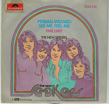 """7"""" The New Seekers – Pinball Wizard / See Me, Feel Me ,NEAR MINT,Germany"""