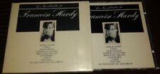 FRANCOISE HARDY TRES RARE CD DANS ETUI LES INOUBLIABLES