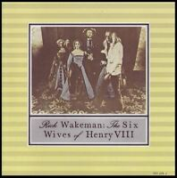 RICK WAKEMAN - SIX WIVES OF HENRY VIII CD ~ 70's *NEW*