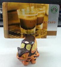 "Miyazaki Hayao ""TOTORO"" Cat Bus Procelain Card Holder New Free Shipping"