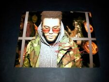 "THE WEEKND PP SIGNED 10""X8"" PHOTO REPRO R&B Abel Tesfaye"