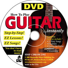 (Download Only MP3 & E-Book) How To Play Guitar Instantly (Audio & E-Book)
