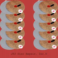 20 JFJ Coarse Sandpaper 600 Grit 3M  JFJ Easy Pro / Double