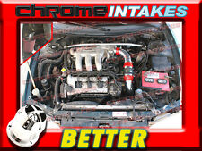 CF RED 93 94 95-97 FORD PROBE GT/MAZDA MX6/626 2.5 2.5L V6 COLD AIR INTAKE KIT