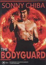 The Bodyguard - Region 2 Compatible DVD (UK seller!!!) Sonny Chiba NEW