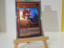 YuGiOh Carte Toon Kozmo farmgirl HOLO dieux Orica/Custom Card Super