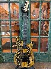 2021 Charvel Pro-Mod San Dimas Style 1 HH FR E ASH Electric Guitar - Old Yella