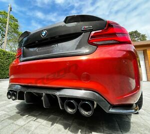 BMW M2 Carbon Fibre M Performance Tailgate Boot Lid - F87 F22 2 Series