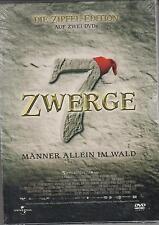 7 Zwerge - Männer allein im Wald - Die Zipfel Edition - 2 DVD Box