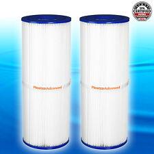 2 x Stylus Spa Premium Quality Reemay Hot Tub Cartridge Pool Filter RDC 50