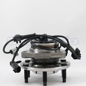 Wheel Bearing and Hub Assembly Front IAP Dura 295-13188