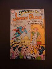 JIMMY OLSEN SUPERMAN'S PAL DC SILVER AGE COMIC NO 79