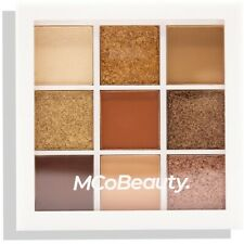 MCoBeauty Eyeshadow Palette - Peachy/Nudes